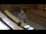Техногенные системы(лекция 3) и экологический риск. Профессор Мамонтов Владимир Александ...