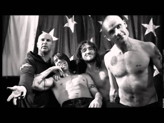Red Hot Chili Peppers - Under The Bridge [432hz]