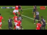 Бенфика - ЦСКА 1:2 - Обзор Матча - 12.09.2017 HD