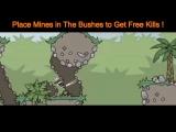 DA2׃ Mini Militia ¦ Outpost Pro Player Tips Tricks ¦ UPDATED