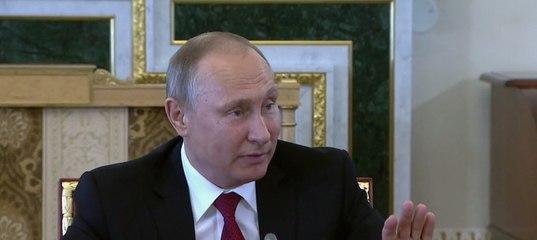 Путин: Россия не будет безвольно смотреть на продвижение НАТО к её границам
