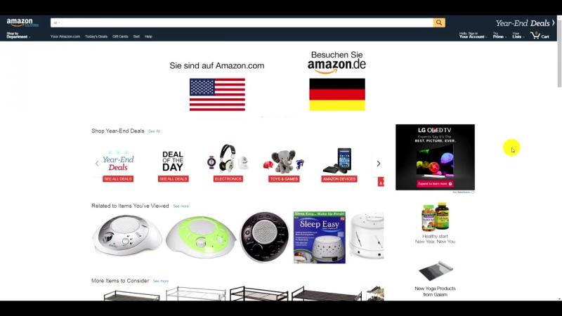 Почему выгодно заниматься торговлей на AMAZON,eBAY,BONANZA с инструментами от ИнфиниАй