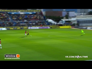 Боруссия Д - Стандард 3:0. Обзор товарищеского матча.