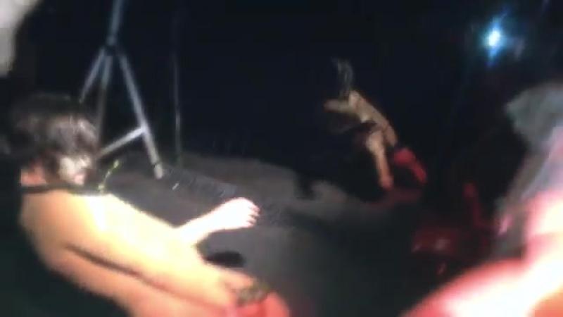 THE GLITZ GIRLZ SHOW 'Snake Dance' 4795