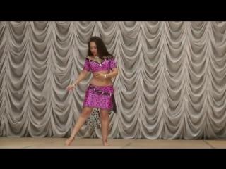 Superb Hot Arabic Belly Dance Natalia Yaroshenko 7177