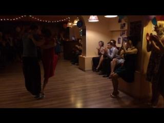 Леха и Наташа ДР В ритме танго