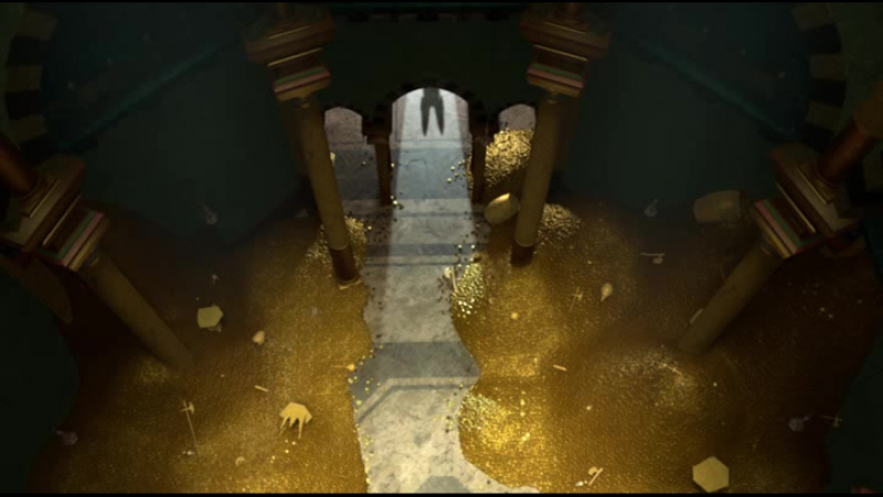Приключения кота в сапогах 3-13. Город скелетов