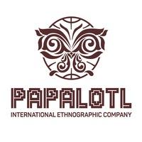 """Логотип МЭК """"PAPALOTL"""""""