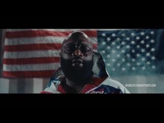 Rick Ross Free Enterprise Feat. John Legend (WSHH Exclusive - Official Music Video)