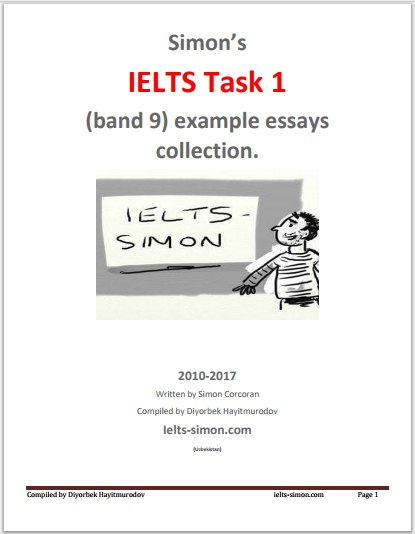 ielts essays collection Exploring techniques of de veloping writing skill in ielts iterative data collection and analysis revealed techniques such as exposing candidates to.