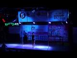 III место в категории профессионалы -Анжелика Липская, студия танца