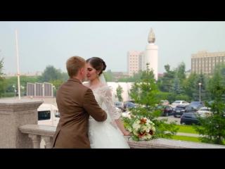 Свадебный клип Кристина и Тимофей