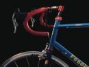 Руль от велосипеда под микроскопом
