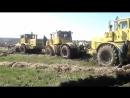 К-700, К-701, Кировцы в грязи и снегу! Глаза боятся а Кирюша К-700 едет!Смотреть видео онлайн.