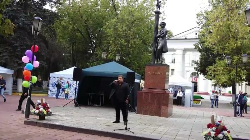 Выступление Олега Полпудина