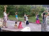 Танцевальный вечер с Александрой Константиновой_Семейный Лагерь