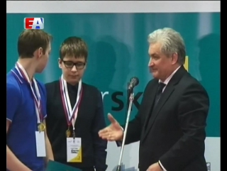 Юные первоуральцы удачно выступили на областном этапе чемпионата JuniorSkills.