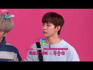 [RUS SUB] 170303 Amigo TV D-3 Hongbin Preview