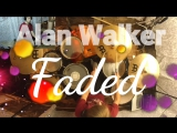 #1 Alan Walker-Faded(drum cover)