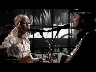 The Common Linnets - Calm After The Storm (The Netherlands) LIVE Eurovision Song Contest