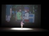 234.Вокал - Makoto - аниме Elfien Lied (Эльфийская песнь). Kumiko Noma-Lilium - Брянск