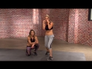 Jillian Michaels - Kikbox Blast. 10 Minute Body Transformation | Джиллиан Майклс - Кикбоксинг