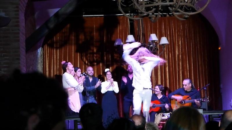 фламенко - танец обнаженных нервов!