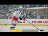 NHL 18 | Трейлер с игровым процессом - разнообразные финты, «Защита Skill Stick», изобретательный ИИ