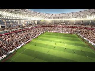 Проект нового стадиона к ЧМ-2022 в Катаре
