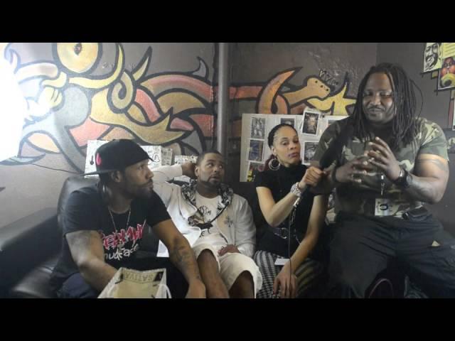 4/20 in Denver w/Method Man Redman RAW UNCUT Interview on Afro-Deeziak TV