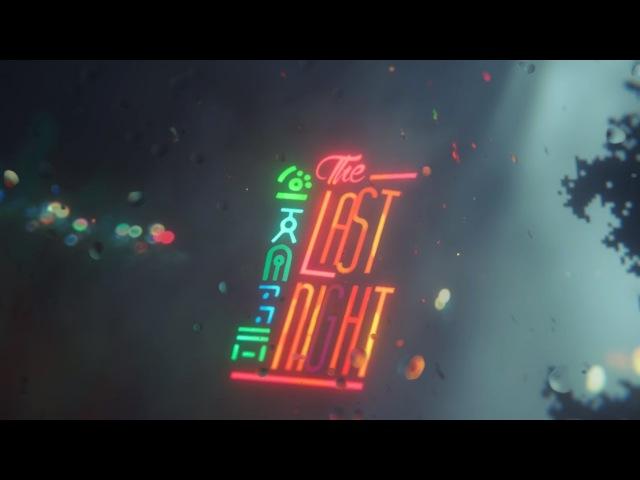 Lorn - Acid Rain (1 hour) - The Last Night OST The