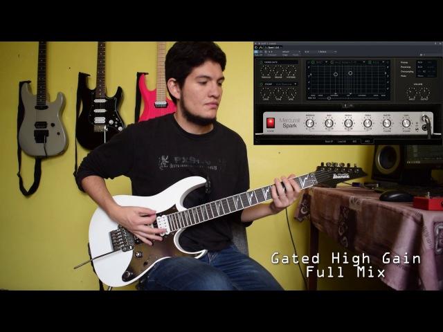 Mercuriall Audio Software - Spark DEMO