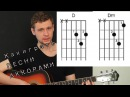 1 Как легко научиться играть песни на гитаре АККОРДАМИ