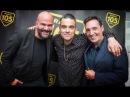 """Robbie Williams: """"XFactor? I concorrenti italiani sono migliori di quelli inglesi"""""""