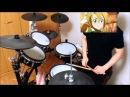【SAO】【Sword Art Online】【OP 2】-藍井エイル-INNOCENCE-【drum cover】【叩いてみた】