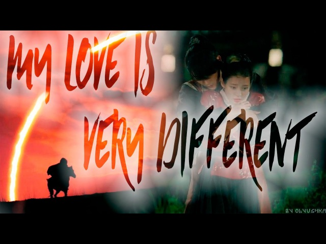 [MV] Лунные влюблённые| Scarlet Heart Ryeo | Dalui Yeonin