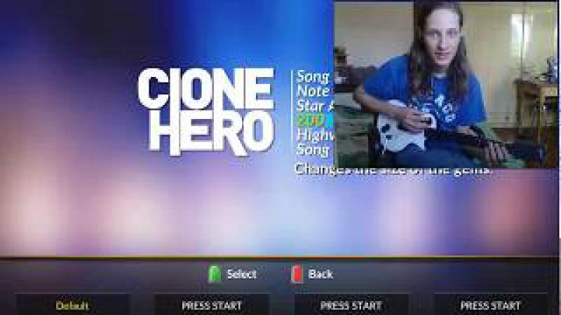 Clone Hero - Годнейший клон Guitar Hero, что только есть!