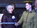 23 ноября 2014. Дебальцево. Женщине из Дебальцево в прямом эфире Интера закрыли рот