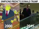 Симпсоны - Трамп