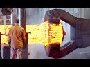 HYPNOTIC Video Inside Extreme Forging Factory Kihlbergs Stal AB Hammer Forging