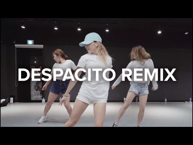 Despacito Luis Fonsi Daddy Yankee ft Justin Bieber Beginners Class