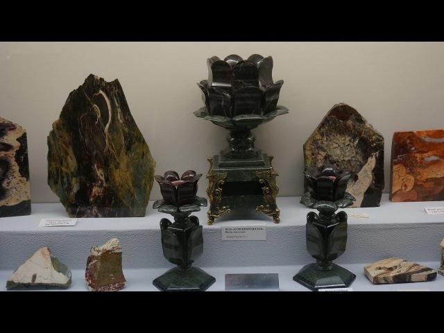Мончегорский музей цветного камня
