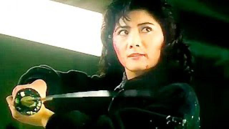 Янг (Синтия Кхан) против женщины босса | Yang (Cynthia Khan) vs woman boss