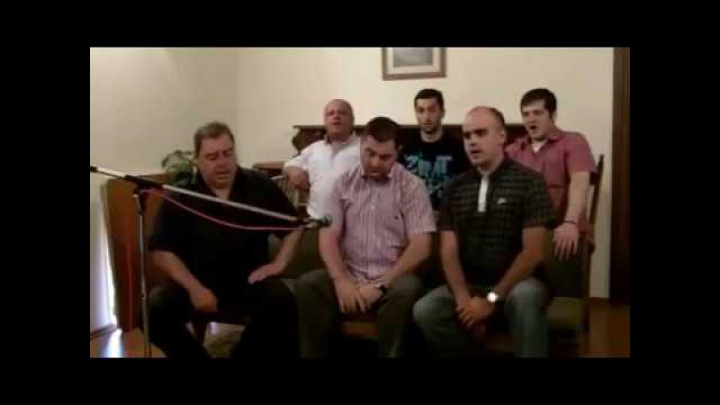 Грузины ОБАЛДЕННО ПОЮТ русские песни! Такого вы ещё не слышали! | Georgians sing Russian songs!