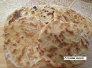 БАЗЛАМА. Турецкий хлеб НА СВКОВОРОДЕ. С НЕОБЫЧНЫМ СПОСОБОМ ЗАМЕСА ТЕСТА.