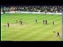 1998 UEFA Super Cup Borussia Dortmund F C Barcelona