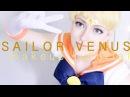 MAKEUP TUTORIAL Sailor Venus Sailor Moon