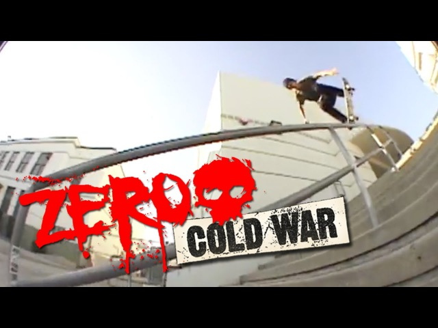 ZERO Skateboards: COLD WAR - Feat. Chris Cole, Jamie Thomas, Tommy Sandoval
