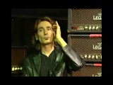Steve Vai full interview - about Frank Zappa, Alcatrazz, David Lee Roth, Whitesnake, solo