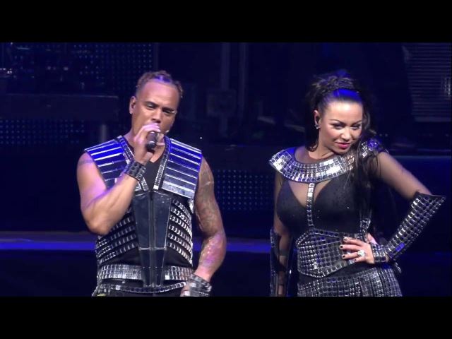 2 Unlimited ( Ray Anita ) - Live in Concert. Sportpaleis in Antwerpen ( 2013 )